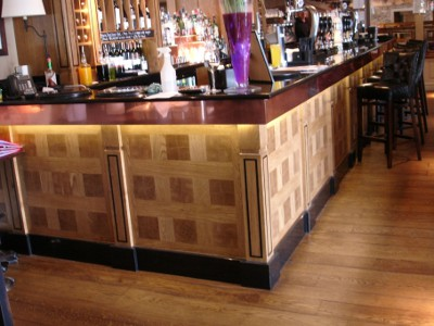 Custome Design Parquet Hardwood Flooring